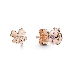 💡Pandora Stud Earrings
